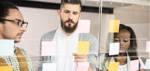 Trygga medarbetare mer kreativa