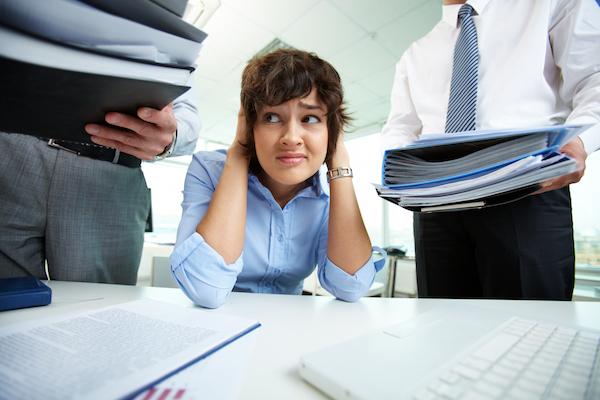 Medarbetarna är (faktiskt) mer stressade än du