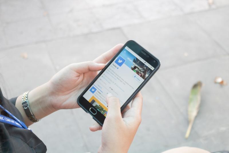 Svenska vd:ar underrepresenterade i sociala medier