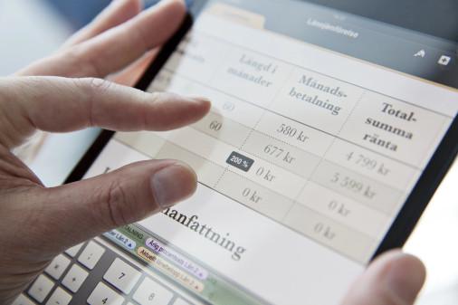 Svag ökning av digitaliseringen i svenska företag