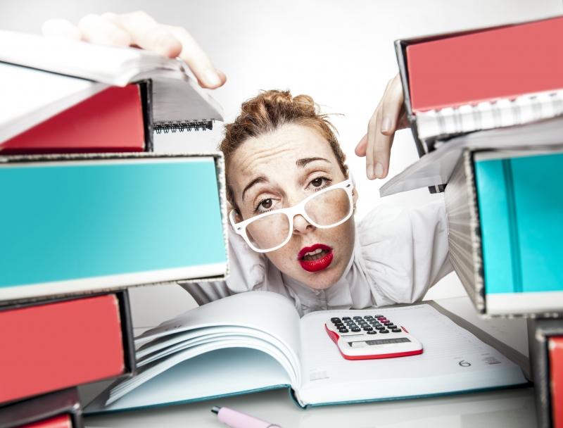 Deltidsarbete minskar inte arbetsbelastning