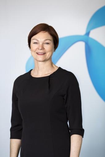 Hon blev Årets Ledare inom telekombranschen