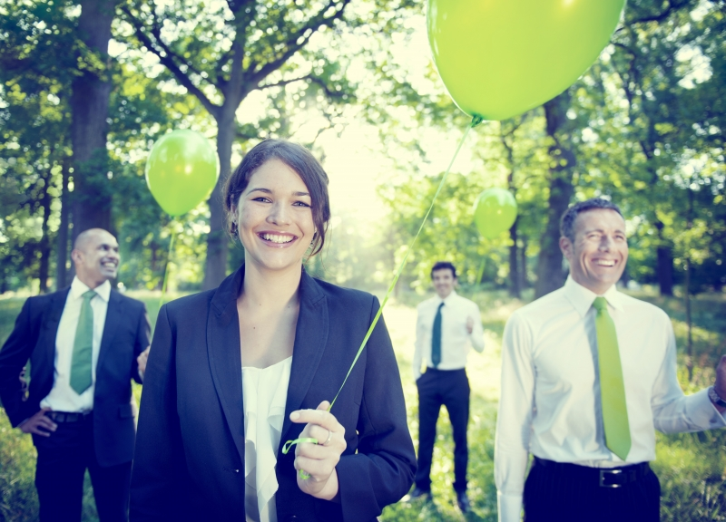 """Managementprogram för """"det gröna näringslivet"""""""