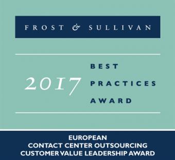 Transcom fick europeisk utmärkelse
