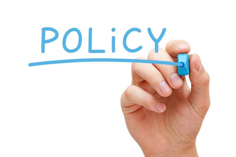 """""""Policyer kan frigöra företagets fulla förmåga"""""""