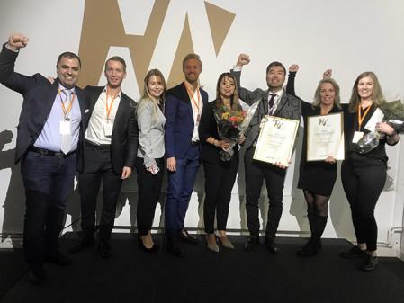 Första vinnarna av Visma Accounting Awards utsedda