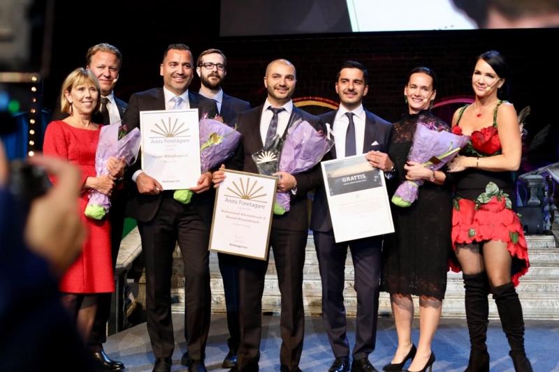 Årets Företagare skapar gränsöverskridande förståelse