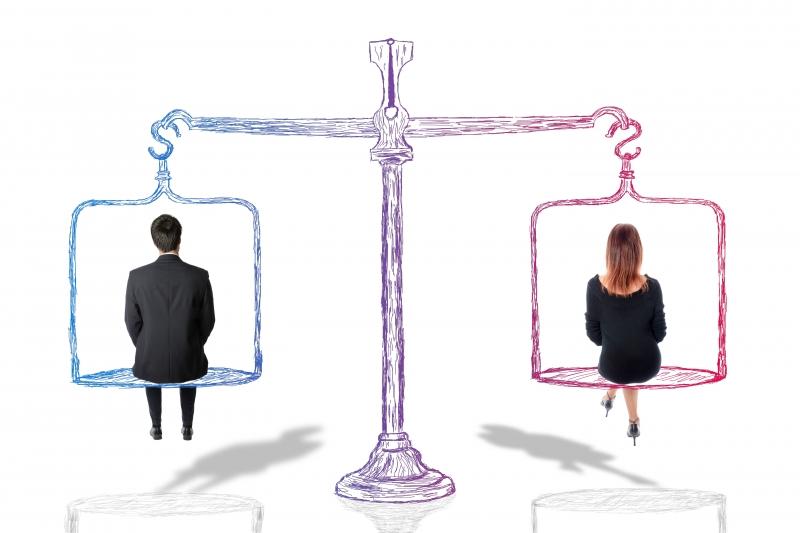 Skillnader i ledares syn på jämställdhetsarbetet