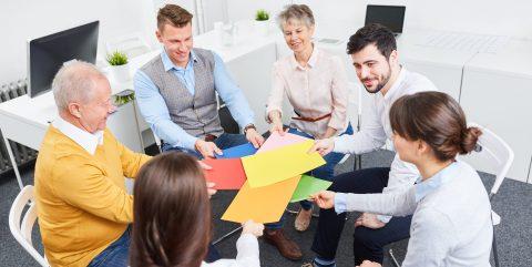Träna teamet till bättre samarbete
