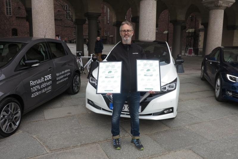 Konsten att välja miljövänligare tjänstebil