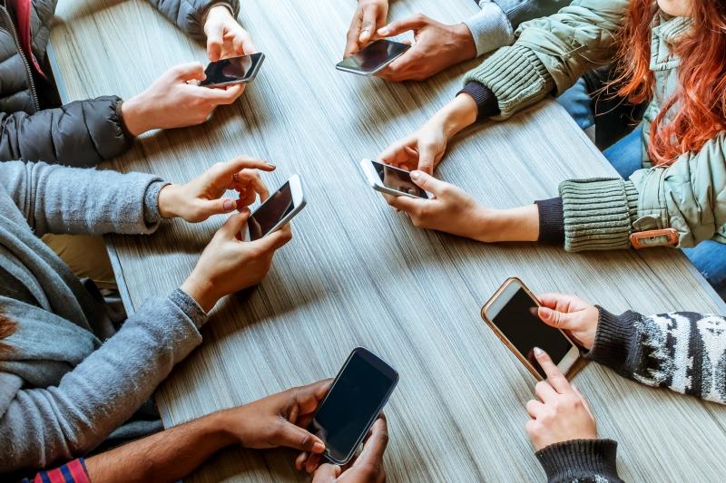 Smartphones minskar företagens produktivitet