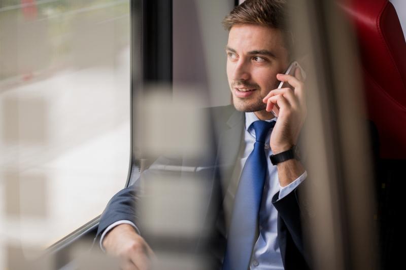 Stora fördelar med en stark affärsresekultur