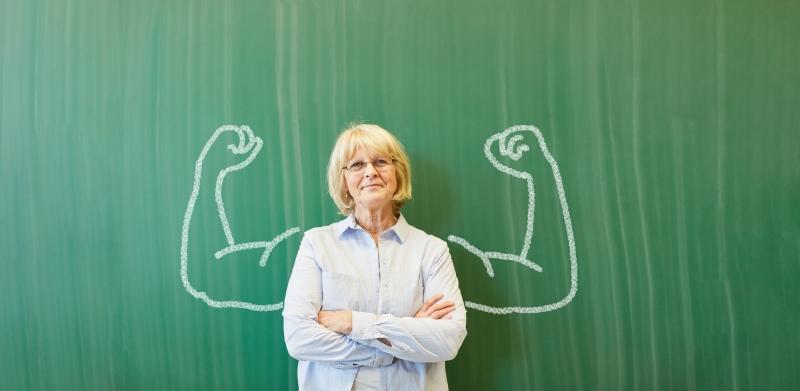 Kvinnor använder fritiden till kompetensutveckling