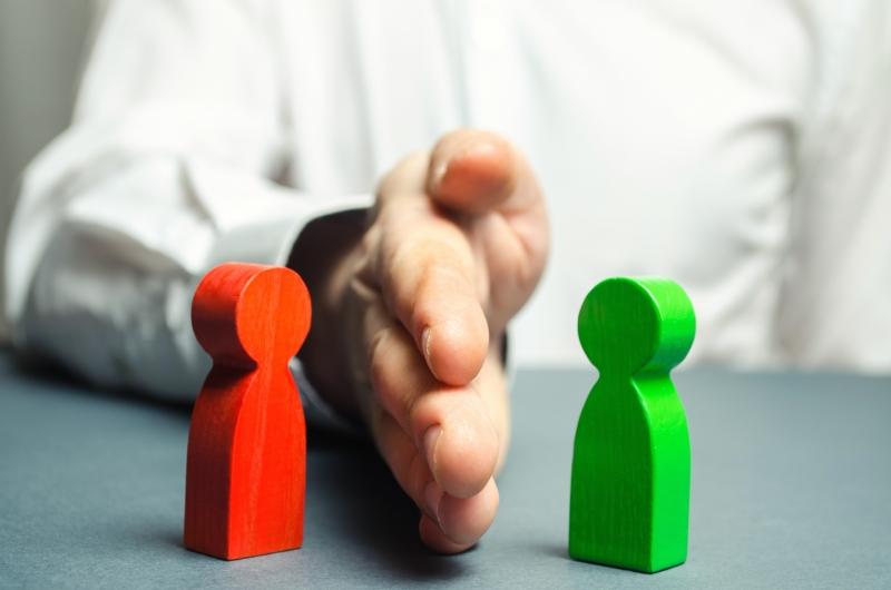 Konsten att hantera nödvändiga konflikter