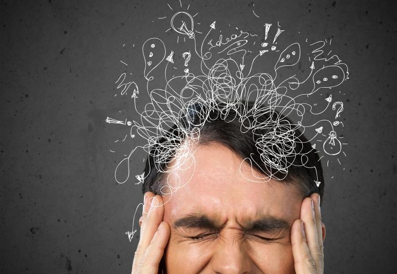 Hög arbetsbelastning stressar cheferna