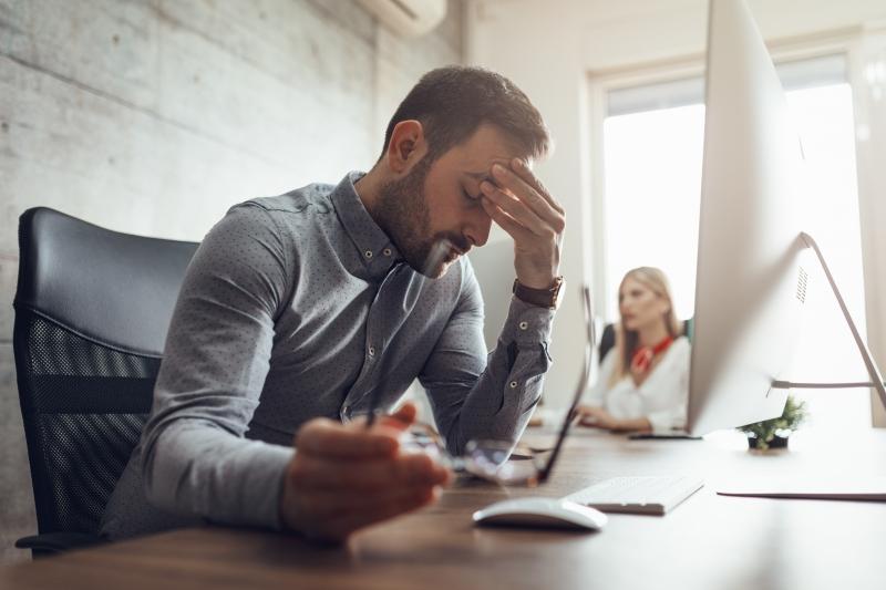 Alltfler upplever psykiskt obehag av att gå till jobbet