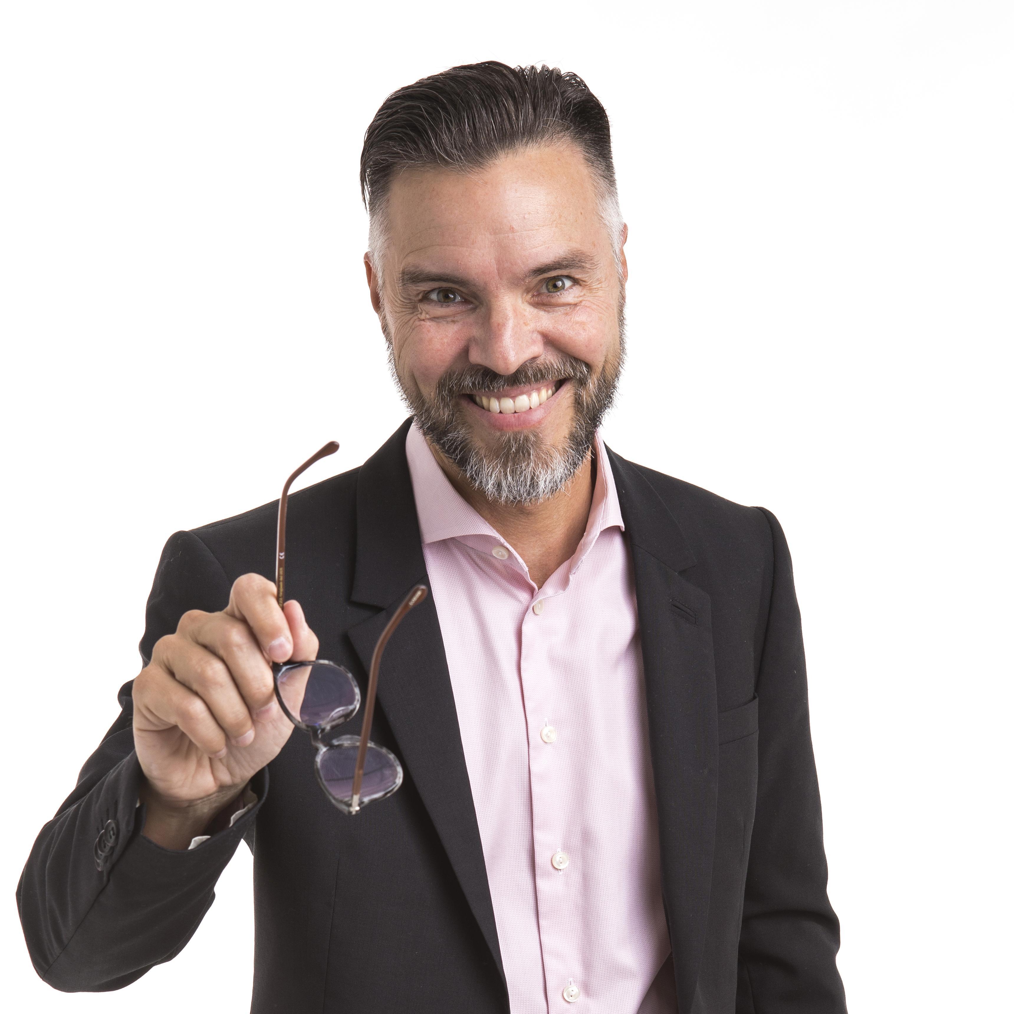 Antoni Lacinai är krönikör på Vd-tidningen.