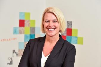 Heléne Arvidsson betonar att mötena måste hänga ihop med den övriga strategin som företaget har.