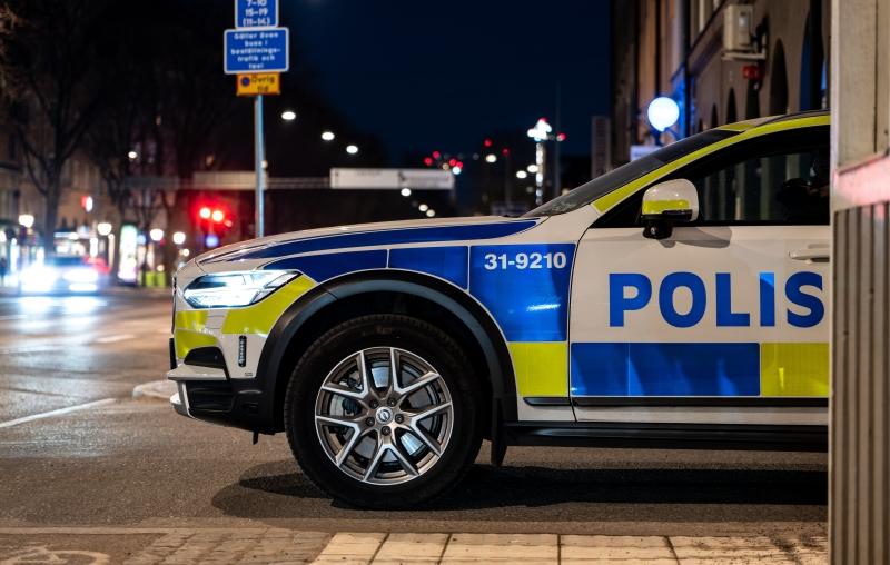 Polisen får ökat förtroende bland företagarna