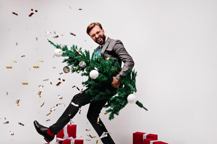 5 fakta om företagens julfirande