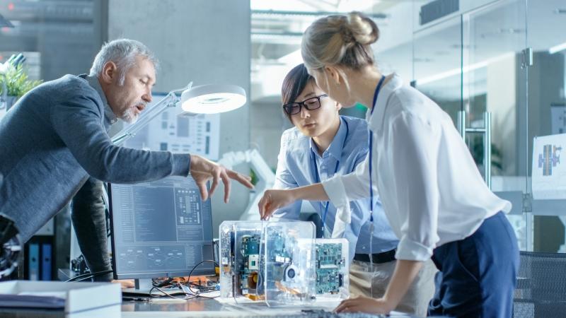 Samarbete med andra företag bygger på förtroende