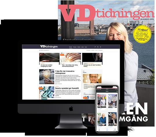Vd-Tidningen Premium 1 år