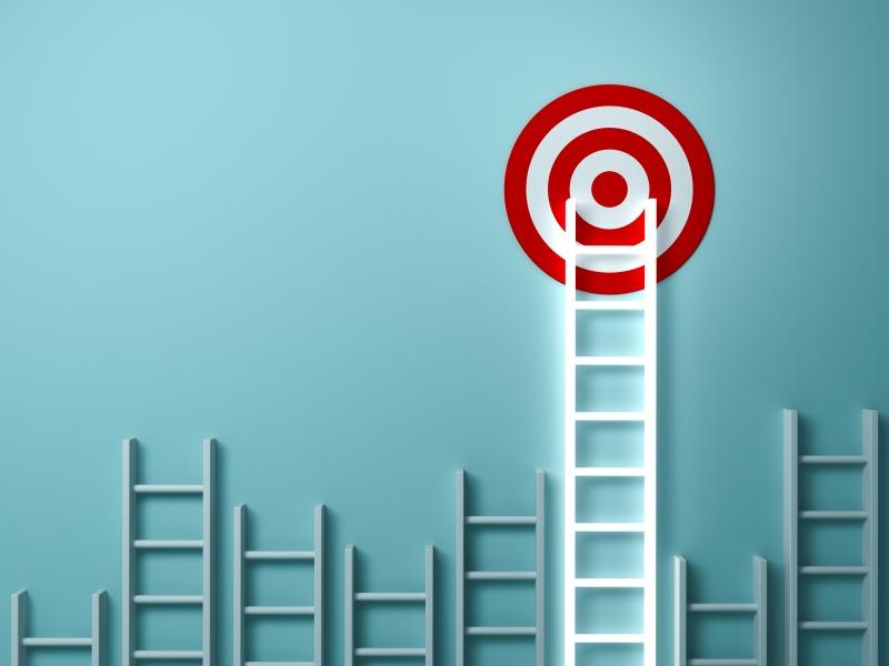 Framgångsrik målstyrning kräver drivande mål