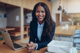 Kvinnor rycker fram som företagare