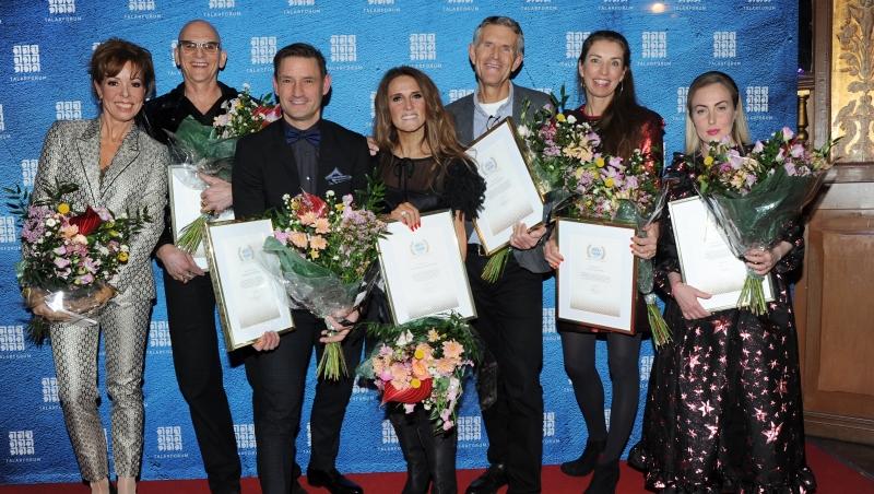 Sverige bästa talare prisade