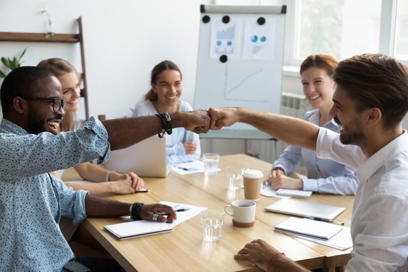 Företagskulturen kan inte lämnas åt slumpen