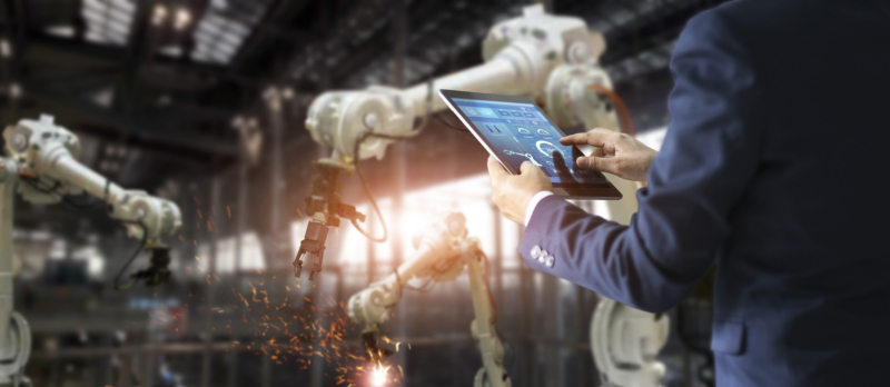 Nya krav på ledare vid införande av robotar