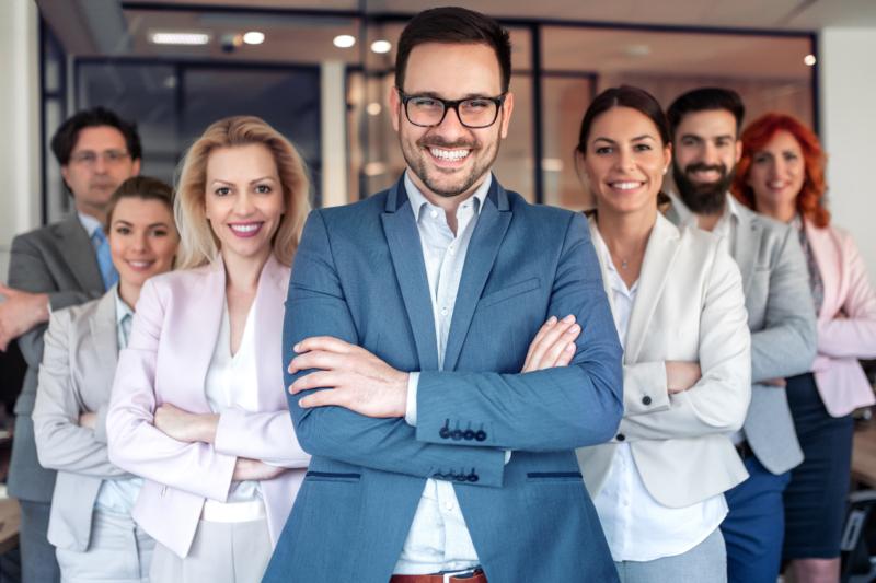 Fem nycklar för att leda i ett nytt arbetsliv