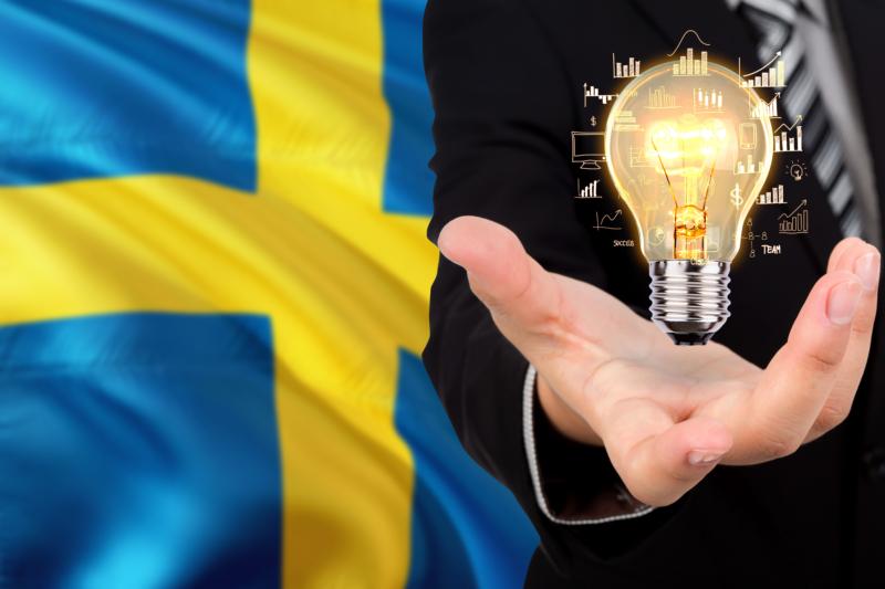 Sverige näst bäst i världen på innovation