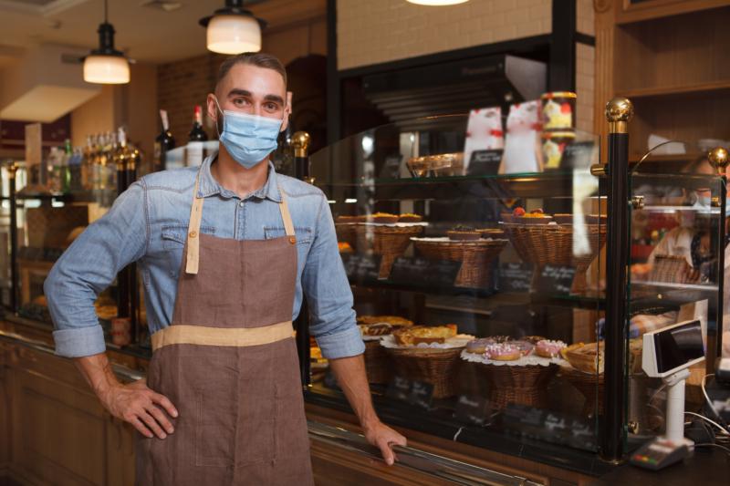 Pandemins effekter på små och medelstora företag