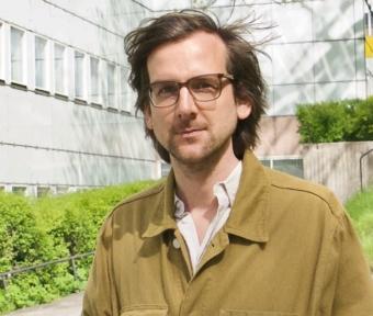 Johan Westerman, Stockholms universitet. Foto: Daniel Rossetti.