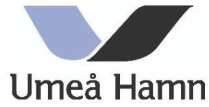 VD till Umeå Hamn AB