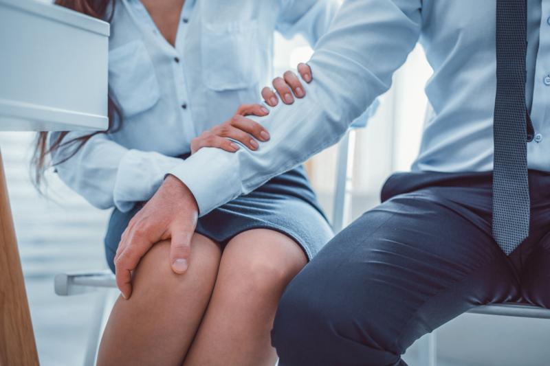 5 tips för att hantera sexuella trakasserier