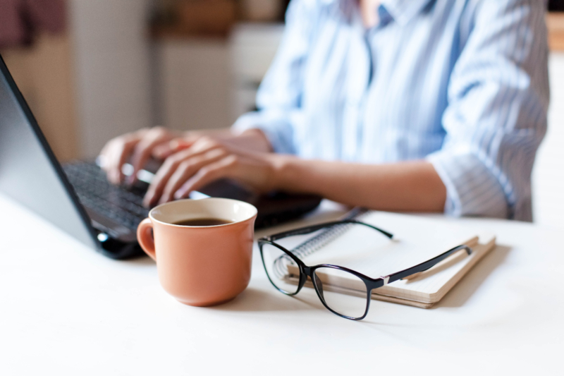 Distansarbete ökar produktiviteten