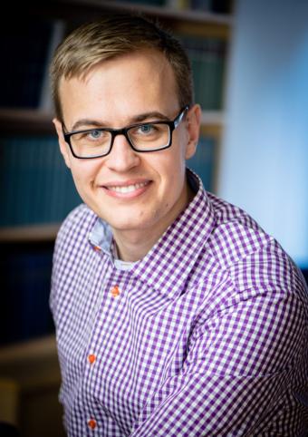 Joacim Tåg konstaterar att vd:ar med hälsoproblem lämnar vd-jobbet i snabbare takt.Foto: Karl Gabor