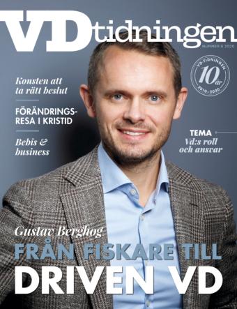 Nytt nummer av Vd-tidningen ute!
