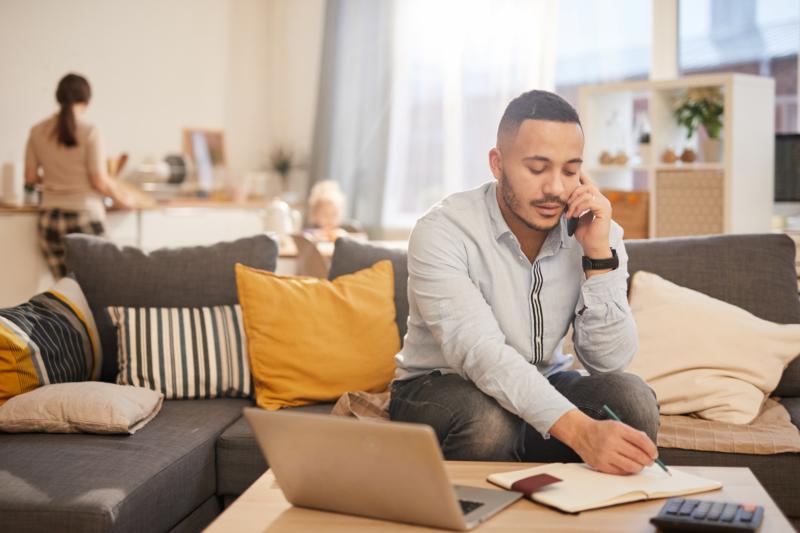 5 tips på hur du förbättrar arbetsmiljön hemma