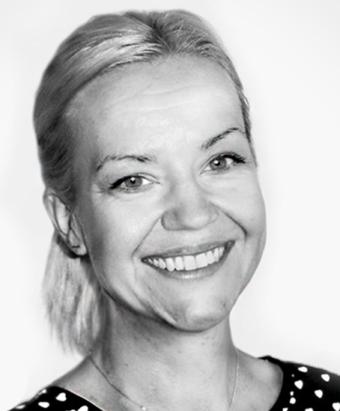 Jessica Åkerström, ansvarig för kvalitativa studier på Ungdomsbarometern.