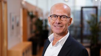Att initiera stora organisationsförändringar under de första 100 dagarna tycker inte Kenth Åkerman att man ska göra. Foto: Jonas Termén