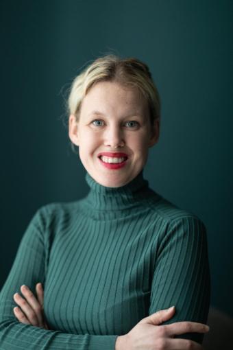Anna Gullstrand betonar att facilatorns första och viktigaste uppgift är att etablera, och sedan bibehålla, ett tryggt rum för gruppen.