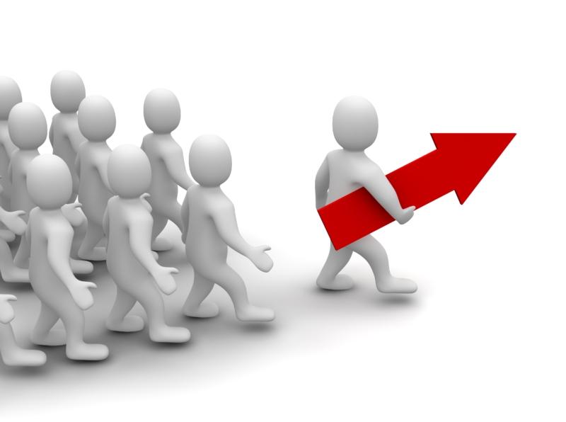 Hängivna förändringsledare nödvändiga för förnyelse