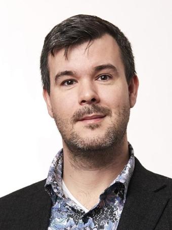 Ryan Rumble, Jönköping International Business School forskar kring entreprenörer.