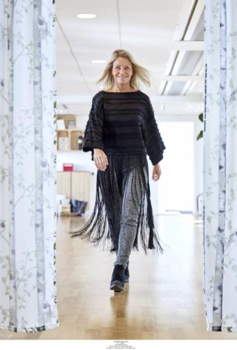 NOX Consultings ambition är att nå miljardomsättning under ledning av vd Pernilla Ramslöv. Foto: Peter Knutson.