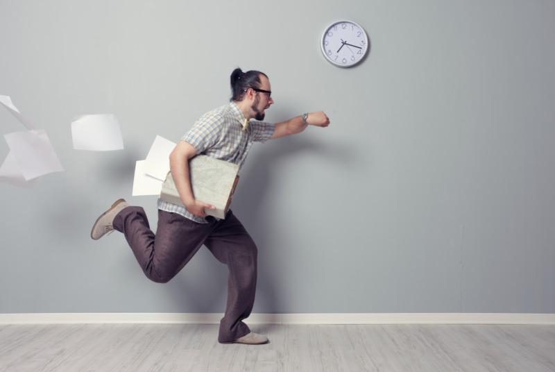 Lägger du din tid på rätt saker?