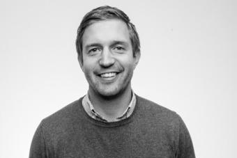 Ulrik Hoffman, vd Ungdomsbarometern.