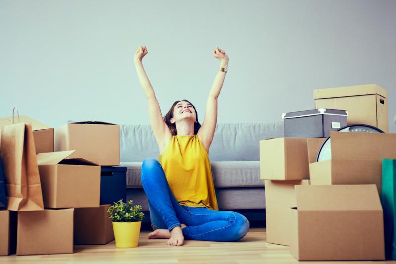 Vid fortsatt distansarbete kan varannan tänka sig att flytta
